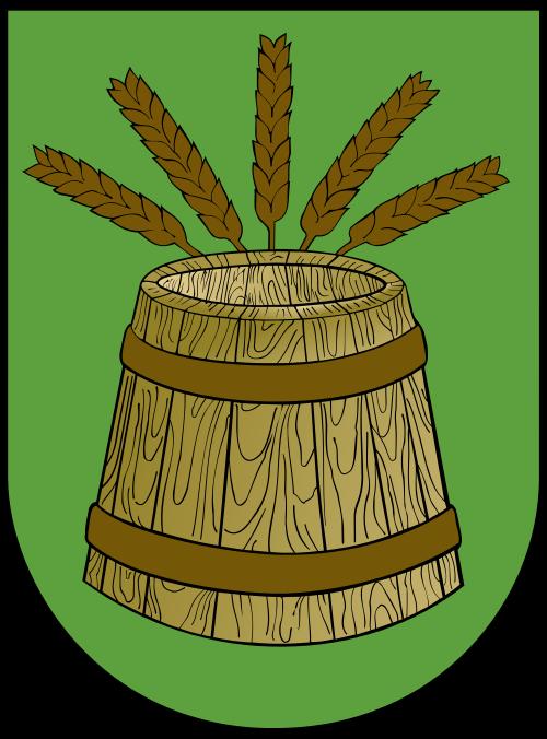 Herb: Łagiewniki