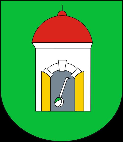Herb: Szczawno-Zdrój
