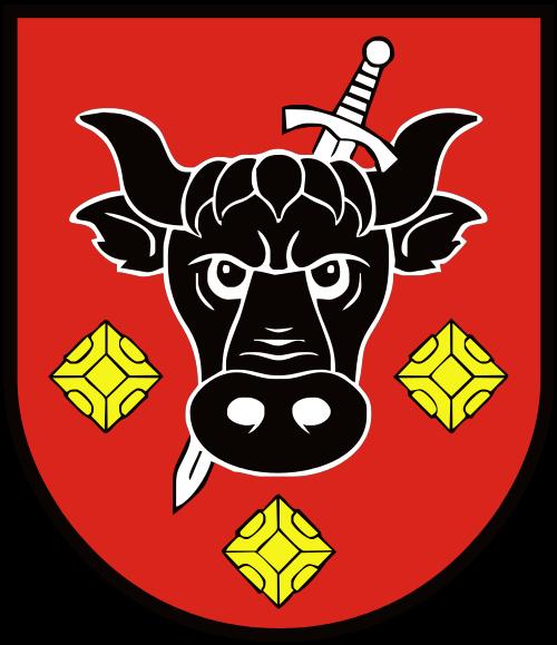 Herb: Aleksandrów Kujawski