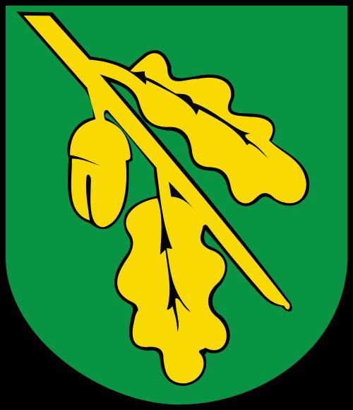 Herb: Dąbrowa Chełmińska