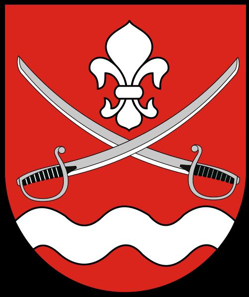 Herb: Nowa Wieś Wielka