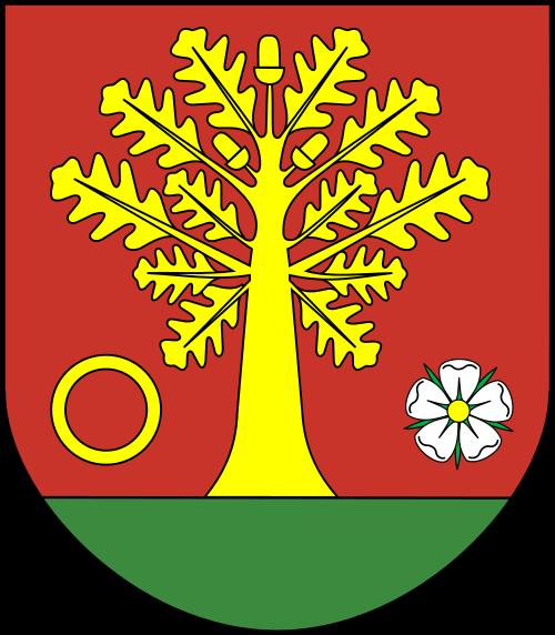 Herb: Dębowa Łąka