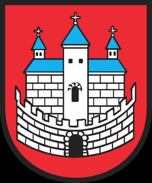 Herb: Nowogród Bobrzański