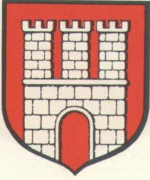 Herb: Dąbrowice