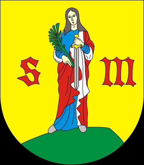 Herb: Góra Świętej Małgorzaty