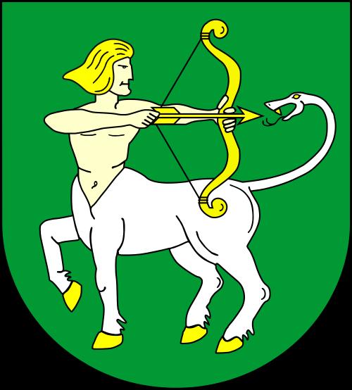 Herb: Lutomiersk