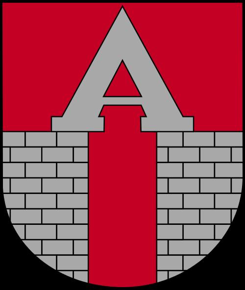 Herb: Aleksandrów Łódzki
