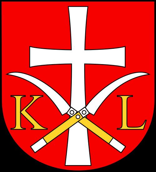 Herb: Kocmyrzów-Luborzyca