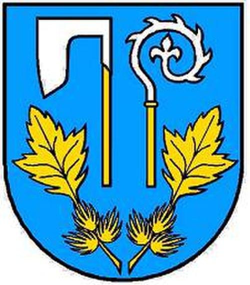 Herb: Rzepiennik Strzyżewski