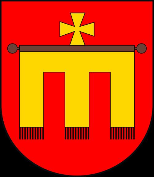 Herb: Kalwaria Zebrzydowska
