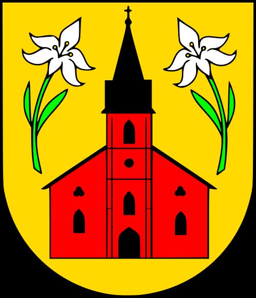 Herb: Miastków Kościelny