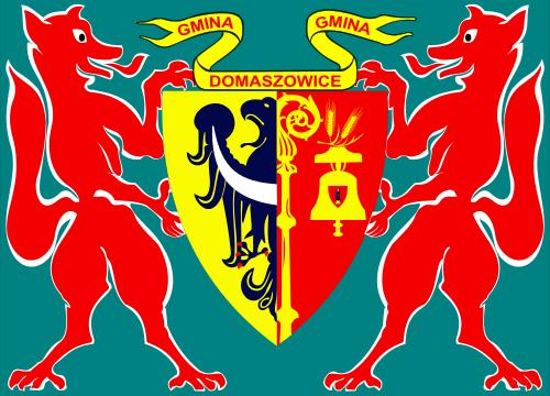 Herb: Domaszowice