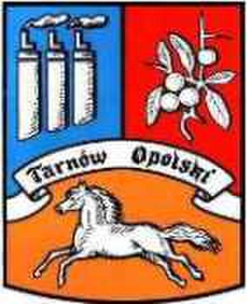 Herb: Tarnów Opolski
