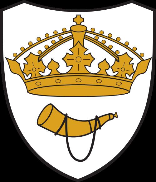 Herb: Majdan Królewski