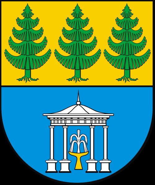 Herb: Iwonicz-Zdrój