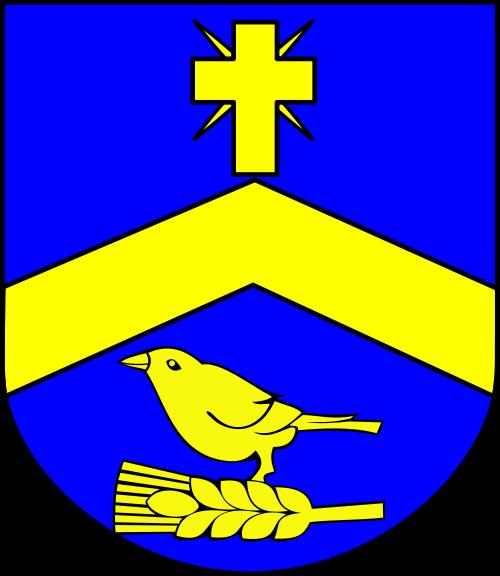 Herb: Bargłów Kościelny