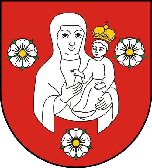 Herb: Juchnowiec Kościelny