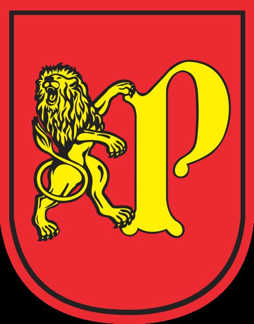 Herb: Pruszcz Gdański