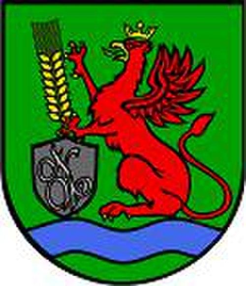 Herb: Nowa Wieś Lęborska