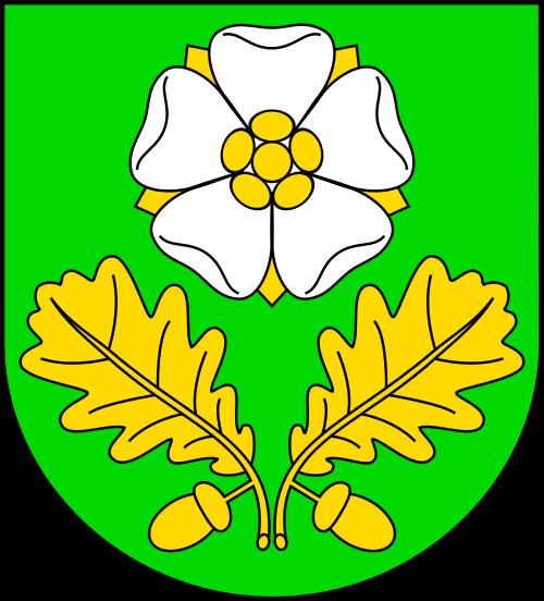 Herb: Dąbrowa Zielona