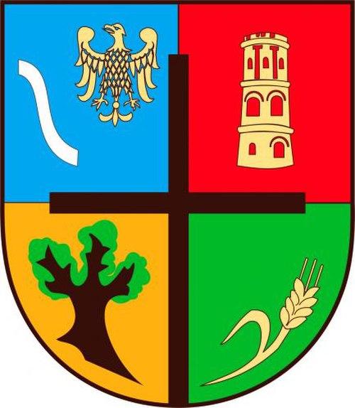 Herb: Krzyżanowice