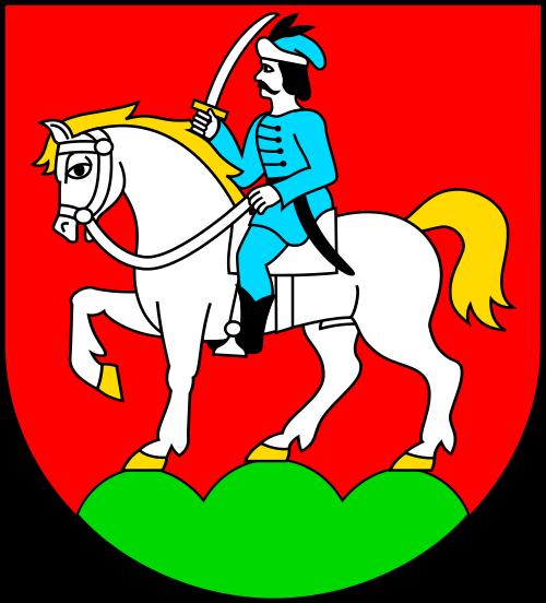 Herb: Węgierska Górka
