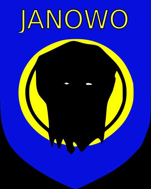 Herb: Janowo