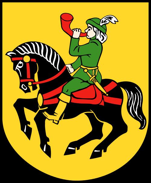 Herb: Nowe Miasto Lubawskie