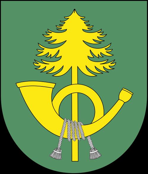 Herb: Ceków-Kolonia