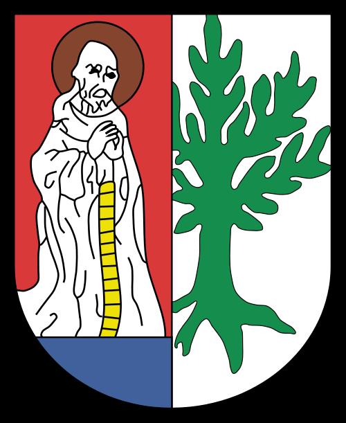 Herb: Łęka Opatowska