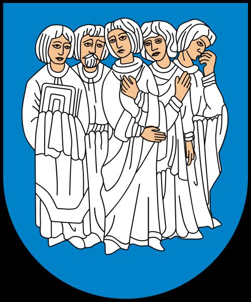 Herb: Kazimierz Biskupi