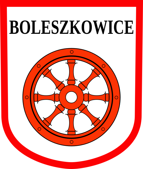 Herb: Boleszkowice